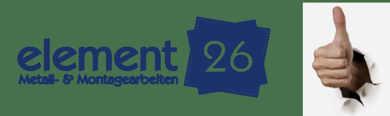 Element26 - Metall- und Montagearbeiten